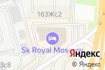 Схема проезда до компании Юриндустрия в Москве