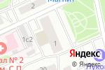 Схема проезда до компании KidsBrain в Москве