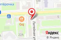 Схема проезда до компании ОРЕОЛ в Подольске