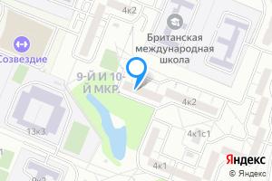 Сдается комната в двухкомнатной квартире в Москве м. Битцевский парк, улица Инессы Арманд, 4к2