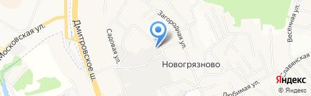 Эко-Мед-сМ на карте Грибков