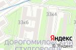 Схема проезда до компании CULT Protein в Москве