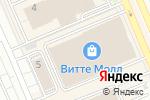 Схема проезда до компании Изи паб в Москве