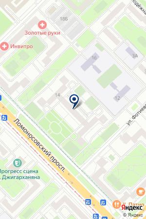 РЕДАКЦИЯ ВЕСТНИК МЕЖДУНАРОДНОГО КОМИТЕТА ГРАЖДАНСКОЙ ДЛОМАТИИ на карте Москвы