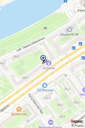 ХОЗЯЙСТВЕННЫЙ МАГАЗИН АХИМ на карте Москвы