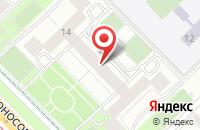 Схема проезда до компании Трастген Строй Подряд в Москве