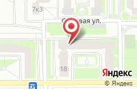 Схема проезда до компании Библиотека семейного чтения №7 в Подольске