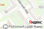 Схема проезда до компании Aunti Anne`s в Москве