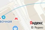 Схема проезда до компании Подмосковные усадьбы в Москве