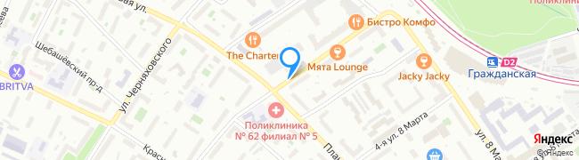 улица Академика Ильюшина