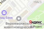 Схема проезда до компании ExpoTok в Москве