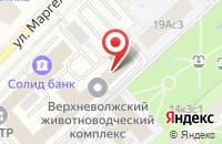 Схема проезда до компании Социальная Защита в Москве