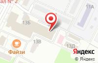 Схема проезда до компании Брок-Консалт в Москве