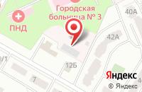 Схема проезда до компании Мастер ГВ в Подольске