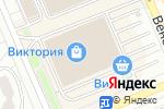 Схема проезда до компании Coral Travel –Unitours в Москве