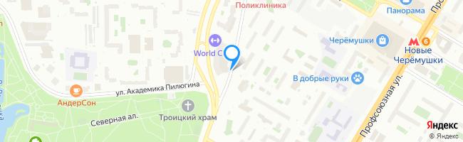улица Архитектора Власова