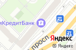 Схема проезда до компании Бекерс в Москве