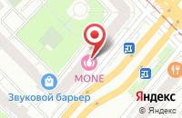 Схема проезда до компании Восток Консалтинг в Москве