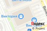 Схема проезда до компании СтартМастер в Москве