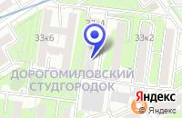 Схема проезда до компании ПРОИЗВОДСТВЕННАЯ ФИРМА РУСАВТОПРОМ в Москве