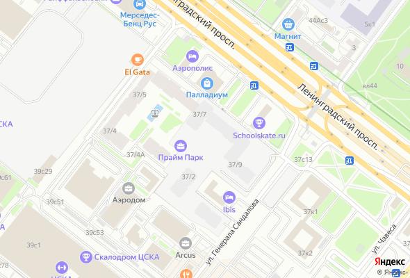 купить квартиру в ЖК Прайм Парк (Prime Park)