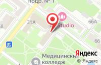 Схема проезда до компании Потолки Подольска в Подольске