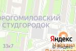 Схема проезда до компании Московский музей современного искусства в Москве