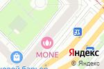 Схема проезда до компании ФИСП СПБ в Москве