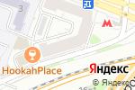Схема проезда до компании Ломбард Сокол в Москве