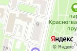 Схема проезда до компании МИКРОМАРКЕТ в Москве