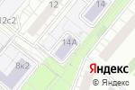 Схема проезда до компании Гимназия №1536 с дошкольным отделением в Москве