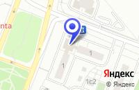 Схема проезда до компании ГЛОНАСС в Москве