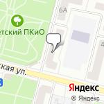 Магазин салютов Климовск- расположение пункта самовывоза