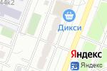Схема проезда до компании Адвокатский кабинет Головкина А.Ю. в Москве