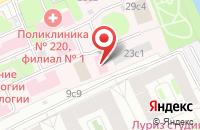 Схема проезда до компании Сельхозторг в Москве
