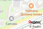 Схема проезда до компании Трезор в Москве