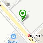 Местоположение компании DИНАМИКА