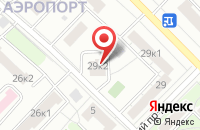 Схема проезда до компании Вива в Москве