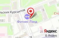 Схема проезда до компании Отделение Охраны общественного порядка в Подольске