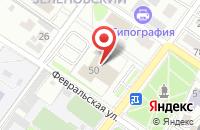 Схема проезда до компании Бахус в Подольске