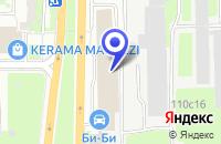 Схема проезда до компании МАГАЗИН ДВЕРЕЙ в Москве