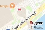 Схема проезда до компании VENEZIA в Москве