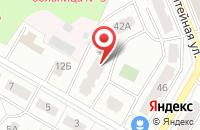 Схема проезда до компании Aura в Подольске