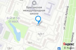 Снять комнату в Москве м. Битцевский парк, улица Инессы Арманд, 4к2