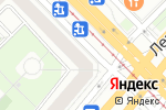 Схема проезда до компании Дары Приморья в Москве