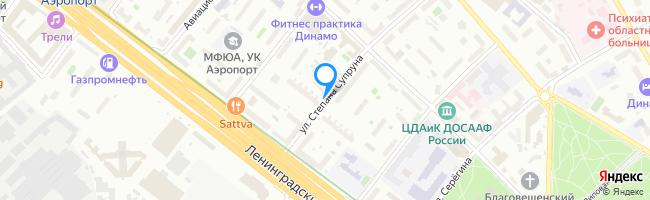 улица Степана Супруна