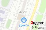 Схема проезда до компании Статус Перевод в Москве