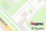 Схема проезда до компании Ножи-Посуда в Москве