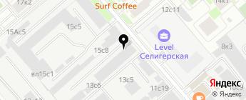 GM Club на карте Москвы