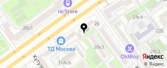 SanZhan на карте Москвы